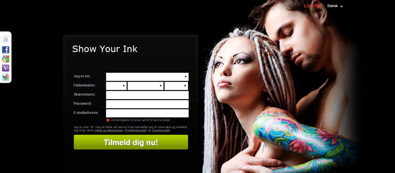 ShowYourInk.dk