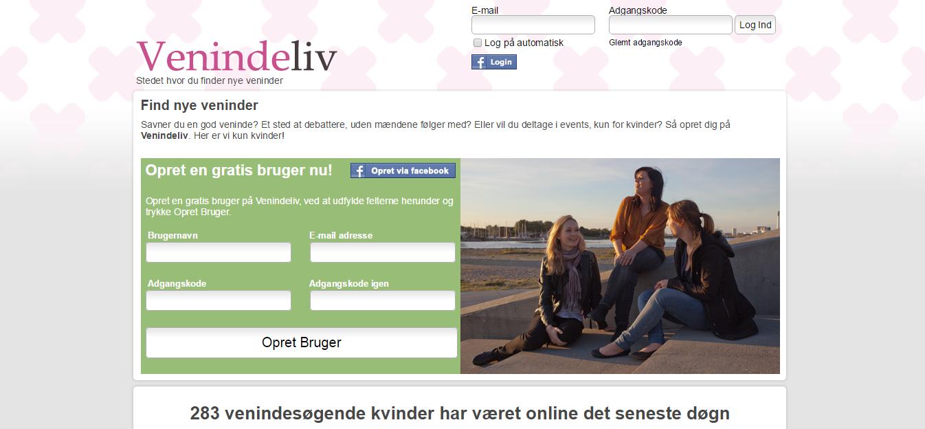 Venindeliv.dk