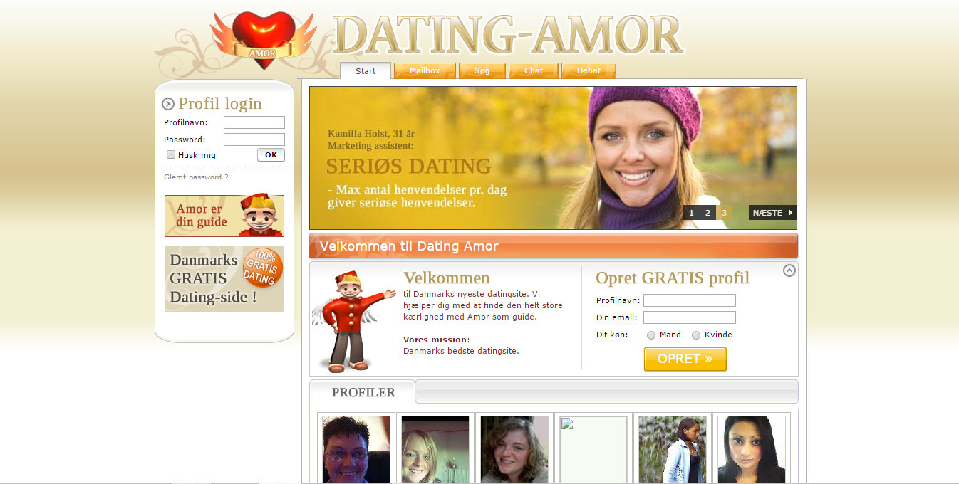 senior dating Rebild