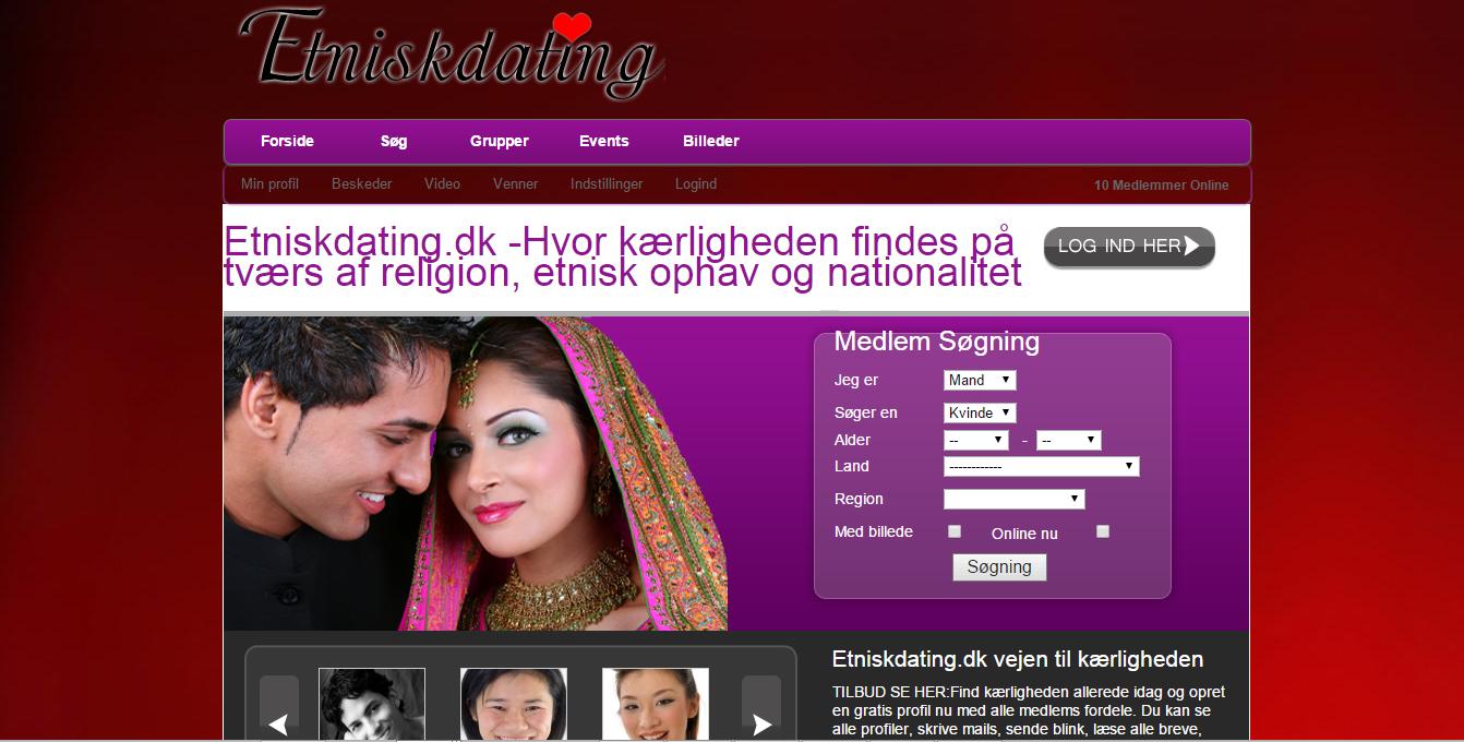 Etniskdating.dk