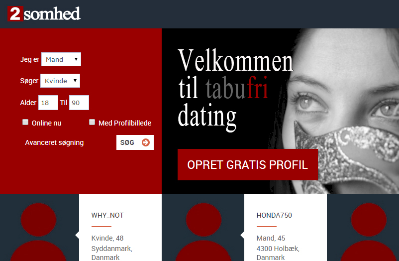Casual dating danmark