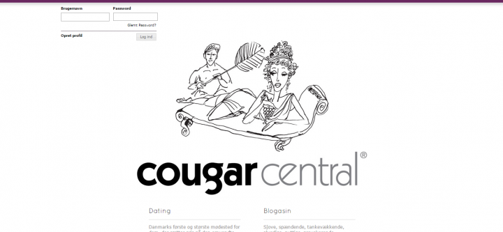 cougar danmark erfarne kvinder