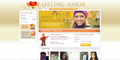 DatingAmor.dk – Er en 100% Gratis dating side.