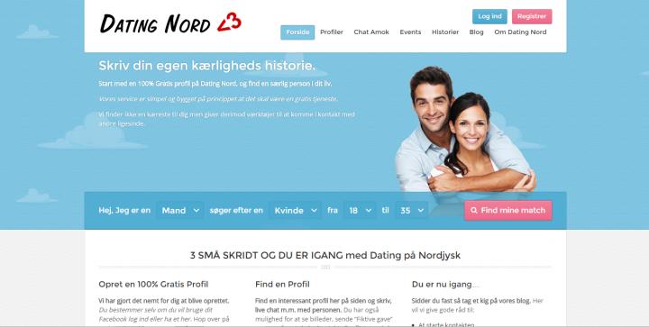 datingsider nordjylland Frederiksberg
