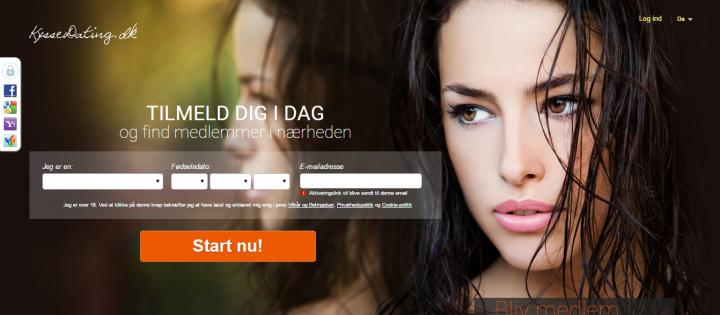 KysseDating.dk – Find en kyssedate