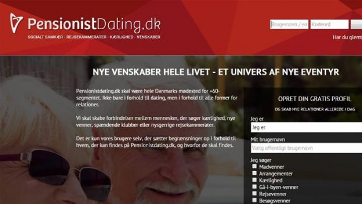Dating for pensionister