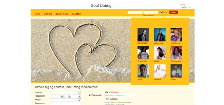SoulDating.dk – Kristen Dating