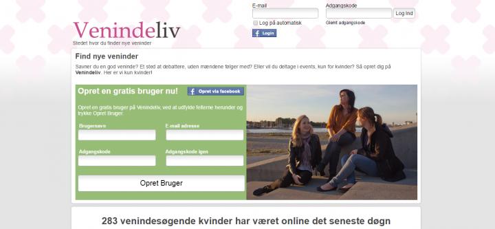 Venindeliv.dk – Kun for kvinder